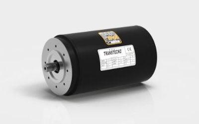Motori elettrici CC a magneti permanenti EC in IP66