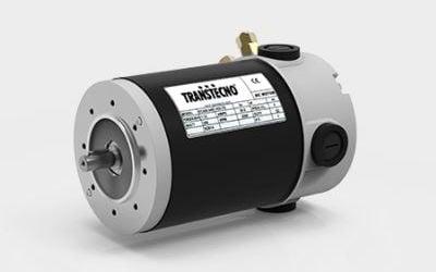 Motori elettrici CC a magneti permanenti EC