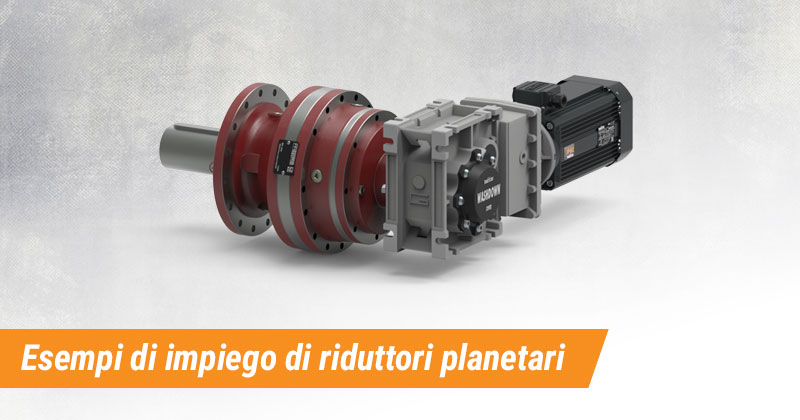 Riduttore Planetari