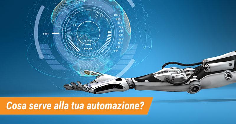 motoriduttori ideali per progetti di robotizzazione industriale